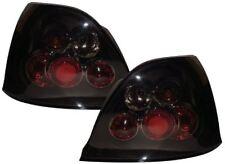 ROVER MG ZR 01-05 BLACK LEXUS STYLE DESIGN REAR BACK TAIL LIGHTS