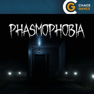 Phasmophobia · New Steam Account · Global Region Free + Email Change