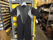 Slippery When Wet Men's Large Spring Suit One Piece Black