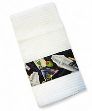 New in box Turkish martini bar towels decorated with shakers & olives