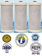 Sub for Frigidaire PureSource Kenmore WF1CB, WFCB, RG100, 46-9906, 9910, 3-PK