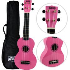 Mahalo Traditional Kids Soprano Ukulele Children Beginners + Case/Bag MR1
