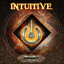 INTUITIVE - Reset / New CD 2016 / Hard Rock AOR / Portugal / Faithful