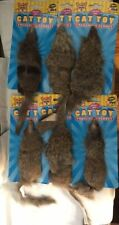 Votoys Xpet The Original Federico Ferret Fur Cat Toy, Jumbo. Lot Of Six (6 Toys)