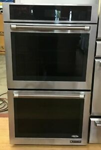 Jenn-Air JJW2830DP 30 Inch Pro-Style Stainless Steel Double Electric Wall Oven