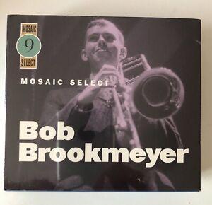 MOSAIC SELECT 9 3CD BOX SET LIMITED EDITION NUMBERED BOB BROOKMEYER SEALED!!!!