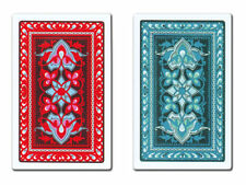 ORO 100% Plastic Playing Cards 2 Pack - EXQUISITE TAPESTRY - FREE SHIPPING