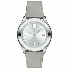 Movado 3600412 Women's Bold Silver Quartz Watch