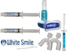 TEETH WHITENING KIT-LIGHT 20CC 0% PEROXIDE GEL+20CC ACTIVATOR+REMINERALIZATION