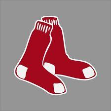 Boston Red Sox MLB Team Logo Vinyl Decal Sticker Car Window Wall Cornhole