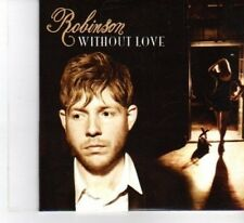 (DF530) Robinson, Without Love - 2012 DJ CD