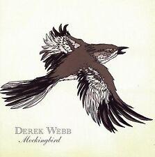 Mockingbird by Derek Webb CD 2005 Ino Records SEALED NEW