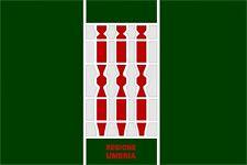 PREMIUM Aufkleber UMBRIEN ITALIEN Auto Boot Sticker 8x5