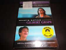 WHAT'S EATING GILBERT GRAPE-Johnny Depp can't leave obese mother or Leo DiCaprio