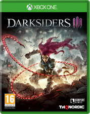 Darksiders III (3) Xbox One BRAND NEW AND FACTORY SEALED.
