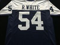 Randy White Signed Autograph Football Jersey JSA COA Cowboys Great