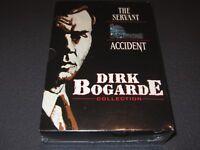 New / Sealed - OOP - Dirk Bogarde Collection 3-Disc DVD Set (2001) - RARE!