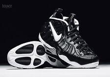 "Nike Air Foamposite Pro (Penny Hardaway) ""Dr. Doom"".. Black/ White.. Size 15"