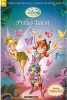 Disney Fairies: Prilla's Talent 1 by Stefan Petrucha (2010, Paperback)