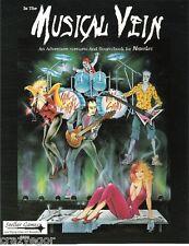 NightLife- In The Musical Vein Adventure and Sourcebook *FS