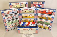 """LIONEL #6-1776 """"SPIRIT OF 76"""" COMPLETE BICENTENNIAL FREIGHT SET-LN IN OB'S!"""