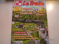 **b Le train n°295 Les X 72500 / La centrale numérique Z21 de ROCO