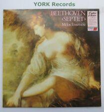 Cc 7589-Beethoven-Settimino Melos ENSEMBLE-ottime condizioni LP RECORD