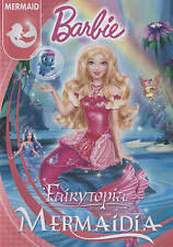 Barbie - Fairytopia: Mermaidia (DVD, 2016)