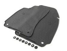 New Genuine VW Passat B5 96-05 Front Black Rubber Mats Floor 3B1061501041