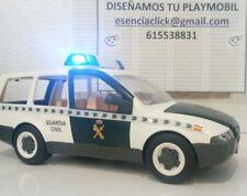 Playmobil Coche Guardia Civil (No incluye muñeco)