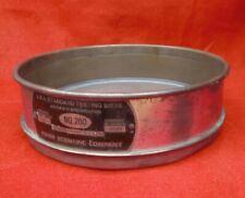 New listing Vtg Brass Fisher Scientific Co. Testing Sieve No. 200 Mesh Astme-11 Spec
