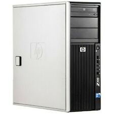 HP Z400 WORKSTATION 8Gb Ram SSD SCHEDA VIDEO DEDICATA NVS XEON
