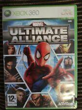 MARVEL ULTIMATE ALLIANCE   Xbox 360 (envió certificado)