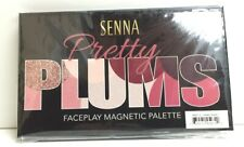 (New) Senna Pretty Plums Faceplay Magnetic Palette, MK07-2
