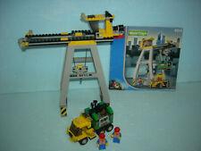 LEGO-Eisenbahn #4514 - Portalkran mit LKW und Bauanleitung  !!!