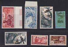 Lot Afrique Equatoriale Française dont n°181*,PA n°52*,53*,etc...., TB !!!