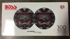 Boss Audio Systems CH6530 Chaos Series 6.5-Inch 3-Way Speaker 300-Watt PAIR