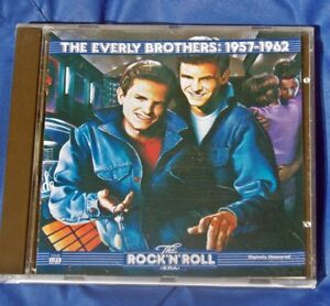 TIME LIFE. ROCK 'N' ROLL ERA... THE EVERLY BROTHERS: 1957-1962