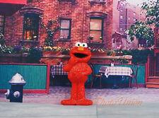 Sesame Street Muppets Cokkie Monster Elmo Cake Topper Figure Model K1224 H