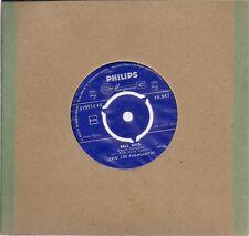 """Trio Los Paraguayos Bell Pájaro/misionera UK 45 7"""" SINGLE"""