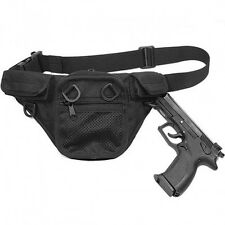 Fanny pack for concealed gun carry