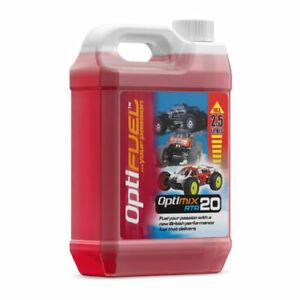 Optifuel  RTR 20% Nitro Fuel 2.5 Litres - Radio Controlled Nitro Car Fuel