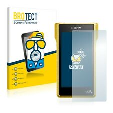 2x Film Protection Mat pour Sony Walkman NW-WM1A Protecteur Ecran