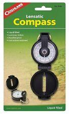 Coghlan's Liquid Filled Lensatic Compass 8164