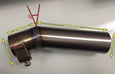 Universal DB Killer Akrapovic Bos LEOVINCE!!! Plus de la laine!!! DB-eater 48 mm 53 mm