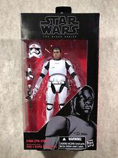 Star Wars The Black Series 17 Finn (FN-2187) 6? Action Figure 2015
