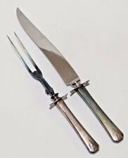 Community 2 Prong Carving Turning Fork & Carving Slicing Knife Guard Deluxe