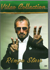Ringo Starr DVD Vídeo Collection Brand New Sealed