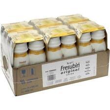 FRESUBIN ORIGINAL DRINK Vanille Trinkflasche 6X4X200 ml