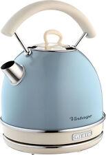 Bollitore elettrico Ariete Vintage celeste bolli scalda acqua kettle 2877 Rotex